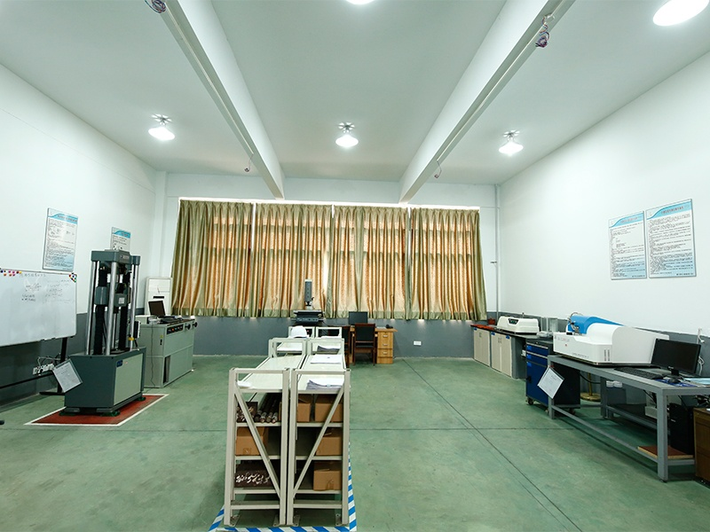 Physical and chemical laboratory