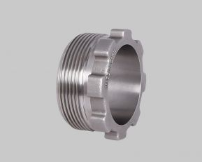 CF8M stainless steel precision casting - lock nut